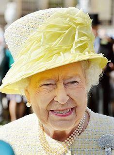Queen Elizabeth, May 12, 2015 in Angela Kelly | Royal Hats
