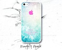 Vintage Blue iPhone 5 Case for Girls cute