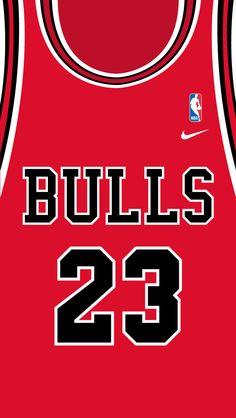 Michael Jeffrey Jordan (red jersey) iPhone 5/5s