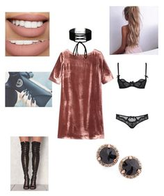"""""""aurora"""" by ariannapatriciagomez ❤ liked on Polyvore featuring Toast, Miss Selfridge, L'Agent By Agent Provocateur and Anna Sheffield"""