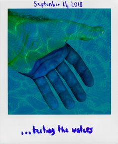 #experimental #lefthanded #wasser #aqua #blau #blue #bleu #2018 The Underdogs, Left Handed, Aqua, Water
