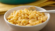 Three Ingredient Mac & Cheese