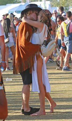 Coachella Is Basically a Celebrity Paradise