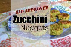 Zucchini Nuggets