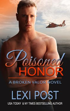 Coast Guard rescue swimmer, Tyler Adams must push past the mental scars of his near fatal accident to save the woman he loves or lose her forever. www.lexipostbooks.com