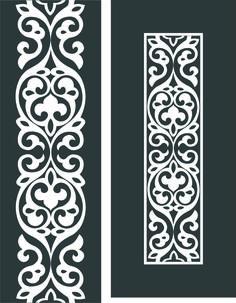 Stencils, Stencil Art, Stencil Patterns, Stencil Designs, Motifs Islamiques, Jaali Design, Gravure Laser, Laser Cut Panels, Grill Design