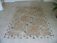 would love to do this in the master bath tile floor patternstile floor designstile