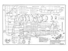 SB2U Vindicator - plan thumbnail