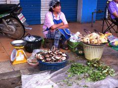 El Mercado de Bangkok
