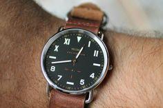 Helgray Watch - A kickstarter funded watch project.