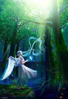 Forest Angel- Kagaya