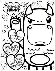 8 Best Kawaii Coloring Pages Images Coloring Pages Doodles Drawings
