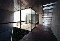 casa de dos patios en Tokio, Keiji Ashizawa Design.  Daici Ano photo