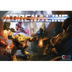 Adrenaline - Hopefully this is good to add even if I already own stuff like Tannhauser