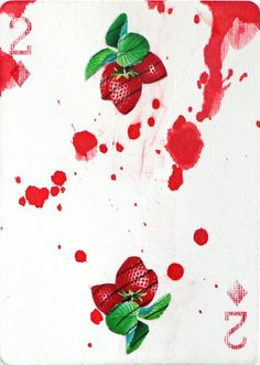 Two of Berries by *almcdermid on deviantART
