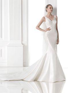 Lenox Wedding Dress Pronovias
