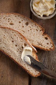 Kartoffel-Dinkel-Brot-Sauerteig