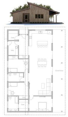 Modern Farmhouse Architecture