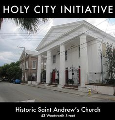 The Historic Saint Andrew's Church is SAVED by the Preservation Society of Charleston. They raised enough funds to purchase the property to keep it a church! Future donations will help fund preservation.