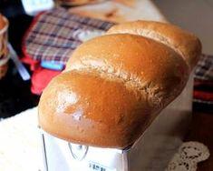 Resep Killer Toast Hokkaido Milk Taro (bubuk Ubi Ungu) Super SOFT oleh Tintin Rayner - Cookpad Hamburger, Good Food, Toast, Milk, Bread, Cake, Recipes, Hokkaido, Brot
