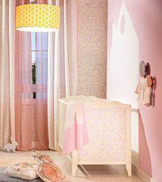 ¿Buscas ideas para decorar la habitación de tu bebe? Esta y muchas más en Leroy Merlin. #ideasconvida