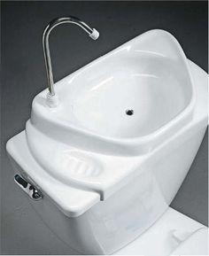 sink/toilet, eco