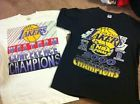 For Sale - Rare vtg 1990s Los Angeles Lakers Shirt LOT LA NBA Basketball Shaq Kobe hip hop - See More At http://sprtz.us/LakersEBay