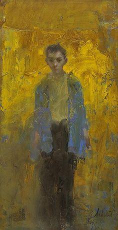 ♀ Painted Art Portraits ♀ Richard Alan Schmid