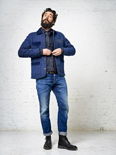 Focus Denim : Total Look Workwear » NellyRodiLab