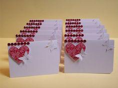 Tischkarten  von Sternchen0568 auf DaWanda.com