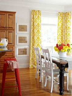 I talk a lot about decorating paralysis with my readers and clients. One of the biggest culprits of paralysis and the decorating rut is indecisiveness. There comes a time when you simply must make a decision. Work within your limits, narrow down your choices, and jump in. It is better to make a few mistakes than to never have the home you have always hoped for./
