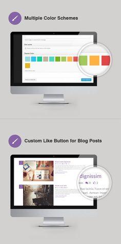 Arka – Responsive WordPress Theme