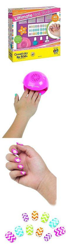 Craft Kits 116655 Ultimate Nail Studio Kit BUY IT NOW ONLY 3204 On EBay