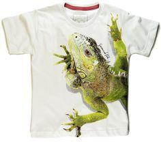 Camiseta Iguana