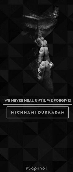 Michhami dukkadam from Kamlesh Patwa & Family Story Quotes, Life Quotes, Ashtanga Yoga Primary Series, Inspirational Lines, 1 Year Anniversary Gifts, Hindi Quotes Images, Ganesh Images, Buddha Art, Indian Festivals