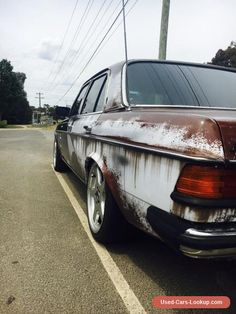 Hot rod Mercedes rat rod Holden ford #mercedesbenz #300series #forsale #australia