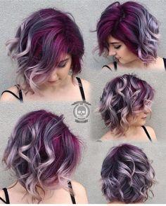 """"""" Metallic Valentine Heart by the Hair God of Louisiana @hairgod_zito #hotonbeauty #brazilianbondbuilder #b3"""""""
