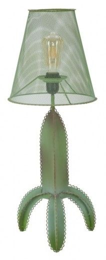 Veioza din metal Cactus #homedecor #interiordesign #inspiration #decoration Cactus, Table Lamp, Tropical, Interior Design, Metal, Floral, Inspiration, Home Decor, Nest Design