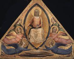 [Renaissance] Bernardo Daddi: The Assumption of the Virgin (1975.1.58) | Heilbrunn Timeline of Art History | The Metropolitan Museum of Art