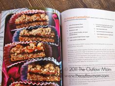 "Oatmeal Carmelitas reprinted from ""Sugar, Sugar: Every Recipe has a Story,"" (Andrews McMeel)"
