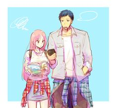 Anime Love, Anime Guys, Kuroko No Basket Characters, Basket Drawing, L Dk, Akakuro, Kuroko Tetsuya, I Love My Son, Kawaii
