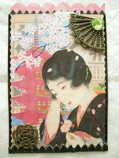 Love the geisha