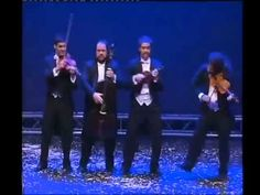 ▶ Pagagnini - Pachelbel's Canon in D - YouTube /lh/ I'll watch this again and again. I smiled so hard my cheeks hurt!