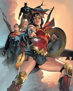 Kal-El, Son Of Krypton (The Art Of Superman) — clay-mann:   TRINITY #3 by @francis_manapul & me....
