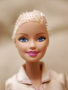 """Shaving a Barbie head will not show little girls with hair loss due to chemo, Alopecia or Trichotillomania that they can still be bald and beautiful. It's easy to say, """" What's the point? This is senseless."""" when your daughter has a full head of hair .. Let alone, not having to watch what a child that has cancer has to go through. Support our quest for a bald and beautiful Barbie. Support the Quest on FB http://www.facebook.com/BeautifulandBaldBarbie"""