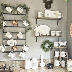 Fixer Upper Coffee Mug Rack Rae Dunn Collection