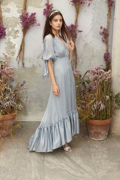 See the full Resort 2019 collection from Luisa Beccaria.