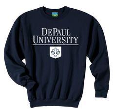 DePaul Champion Crew Sweatshirt