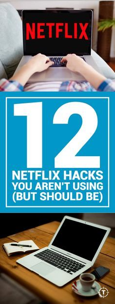 "Here are tips, tricks, and ""hacks"" that'll improve your Netflix experience dramatically. Tv Hacks, Netflix Hacks, Netflix Tv, Unlock Netflix, Netflix Free, Netflix Documentaries, Hacks Videos, Netflix Categories, Just In Case"