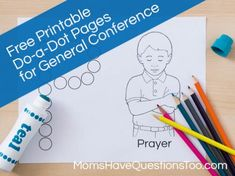 """Do a Dot Pages - These are all good minus the """"temple"""" sheet, I think they would be great for Sunday School time fillers."""
